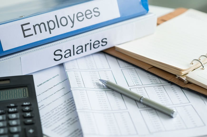 Processamento de Salários